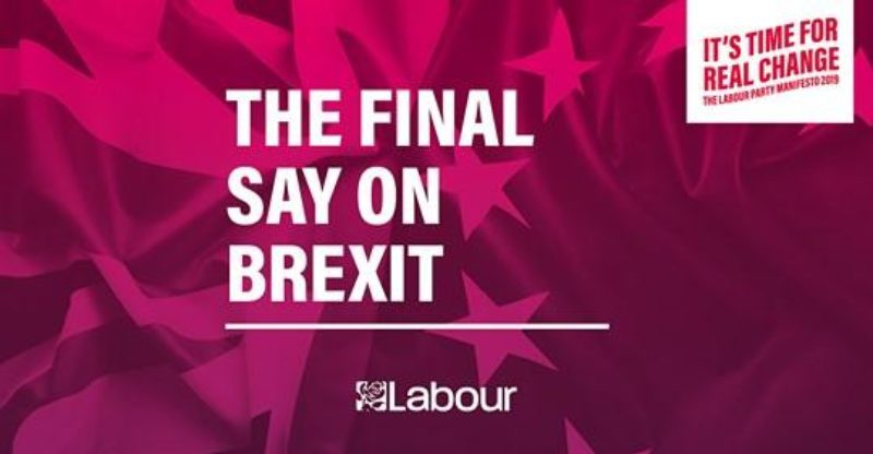 Labour will give you the final say on Brexit - I will always campaign and vote to remain
